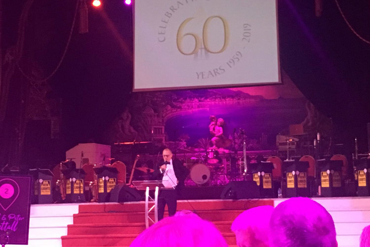 Travel Village Group marks 60th anniversary with emotional Blackpool bash