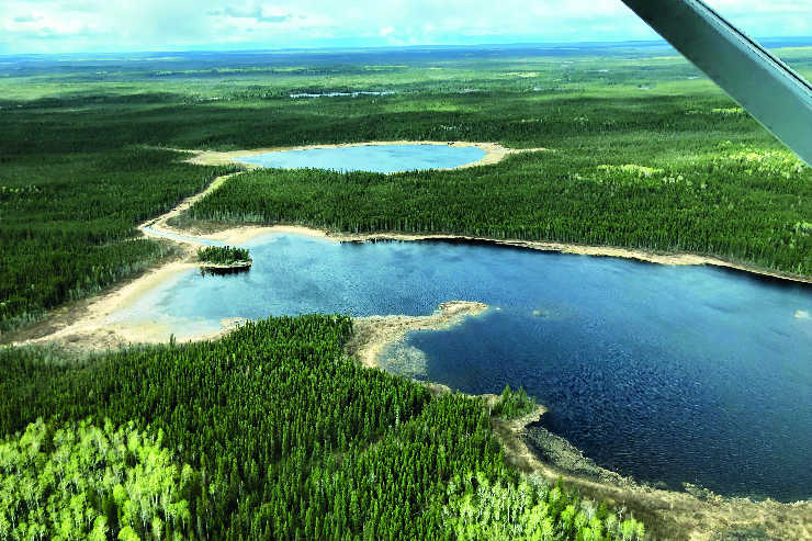 Twinning wilderness with civilisation in Ontario and Manitoba