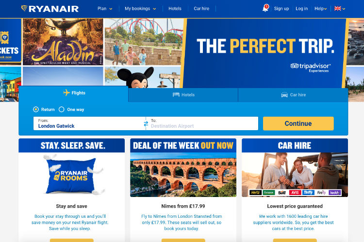 Ryanair under fire over 'rip-off' fares inflated by currency conversion