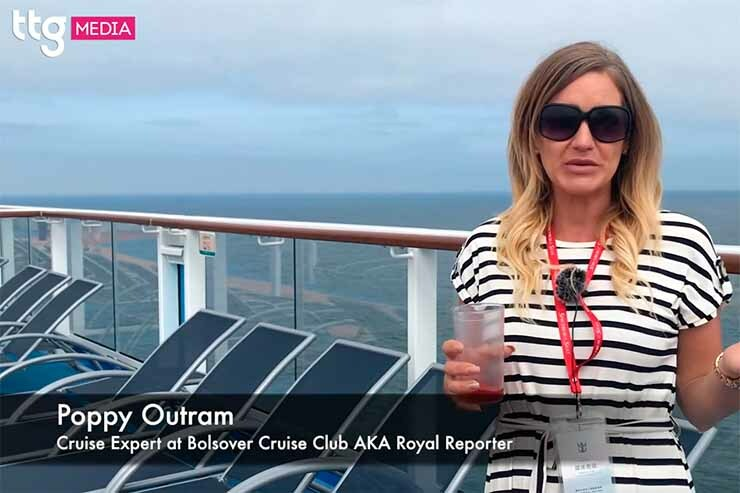 🎥 Royal Caribbean's Spectrum of the Seas: First look