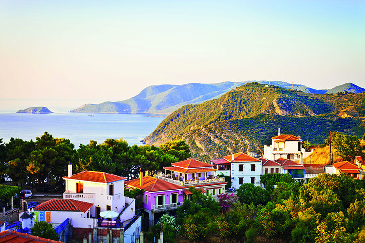 Holidaying in Alonissos, the Sporades' lesser-visited island