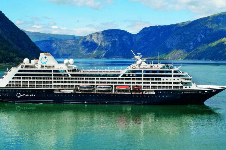 Royal Caribbean Group to sell Azamara brand to private equity firm