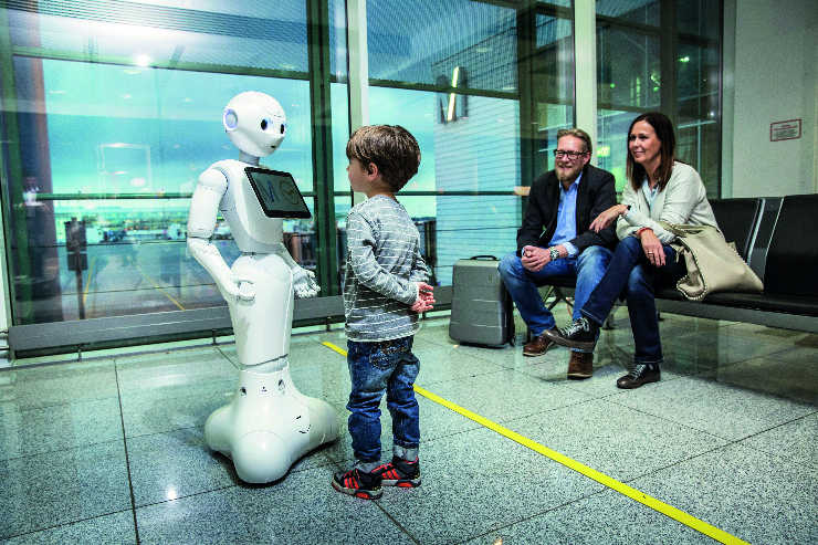 The robots reshaping travel