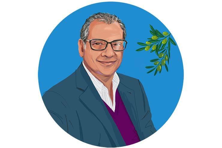 Noel Josephides 2019 illustration