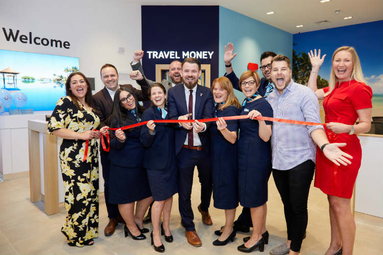 Tui opens first agency inside Next store