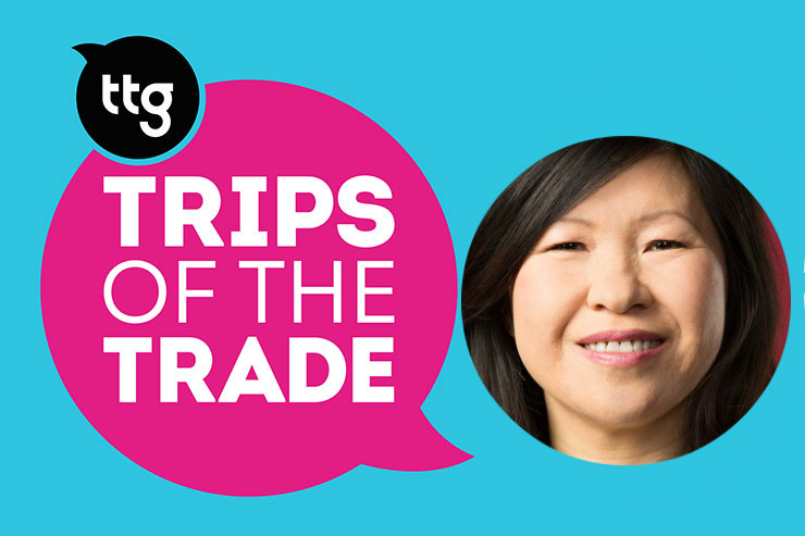 Wendy Wu joins latest TTG Trips of the Trade podcast