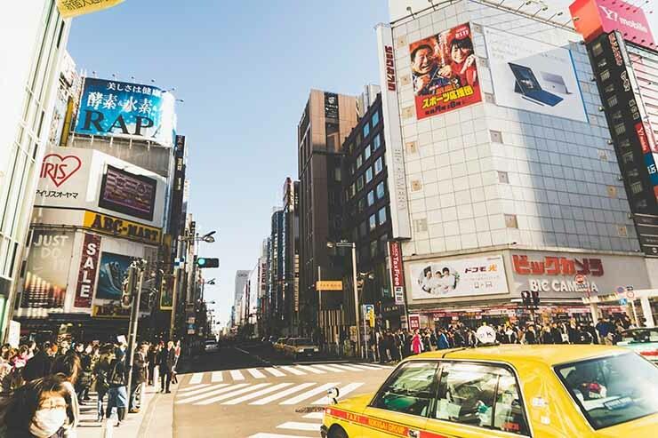 Tokyo Japan street taxi.jpg