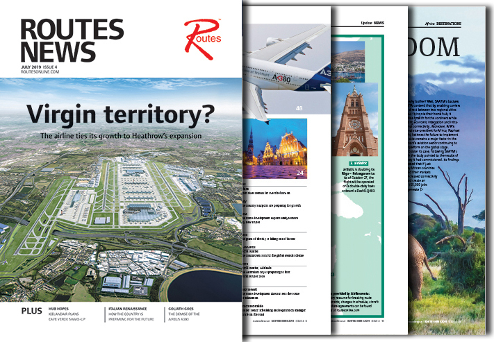 Read Routes News 4, 2019