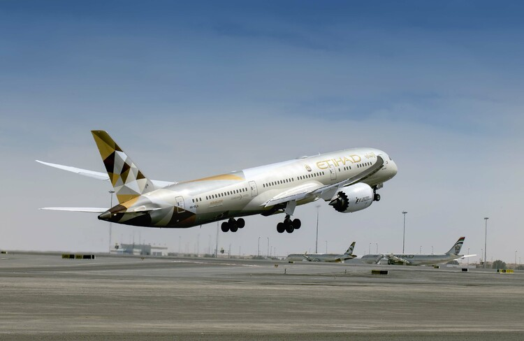 Etihad boosts summer capacity on Dublin-Abu Dhabi route