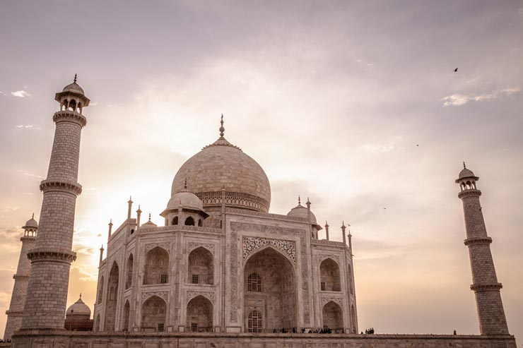 Win 1 of 200 limited edition water bottles and a holiday to India with G Adventures