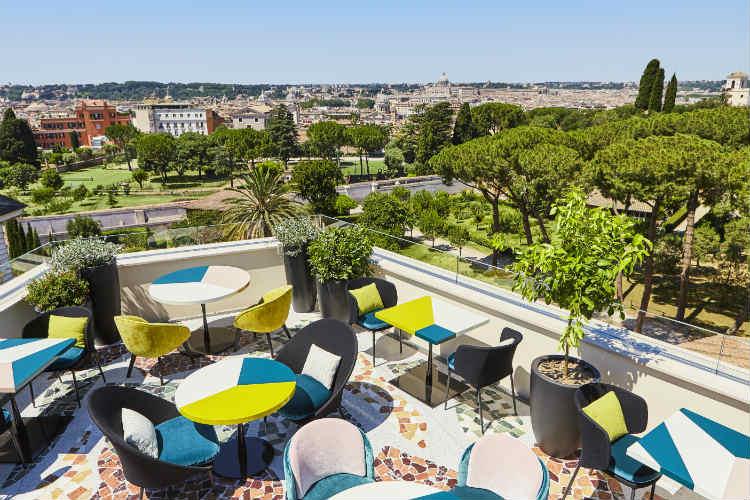 Sofitel Rome Terrace