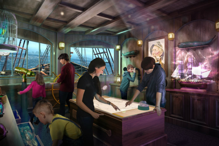 Princess Cruises' newest ships to feature escape rooms