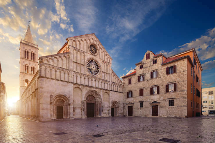 Zadar has been added to Newcastle's destinations this summer