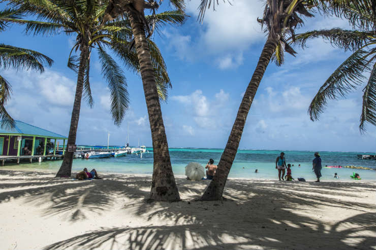 Latin American culture, wildlife and diving in Belize