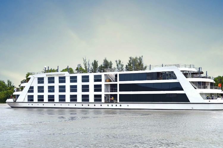 Emerald Waterways' first Mekong ship '90% sold' ahead of launch