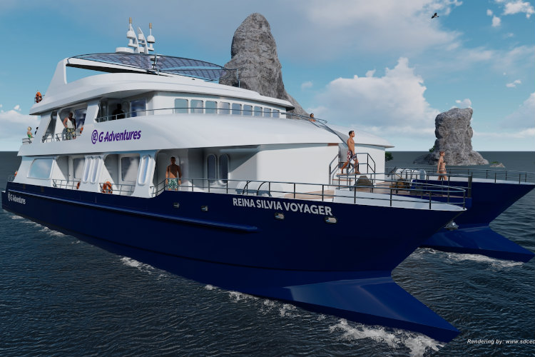 G Adventures to add sixth Galapagos yacht