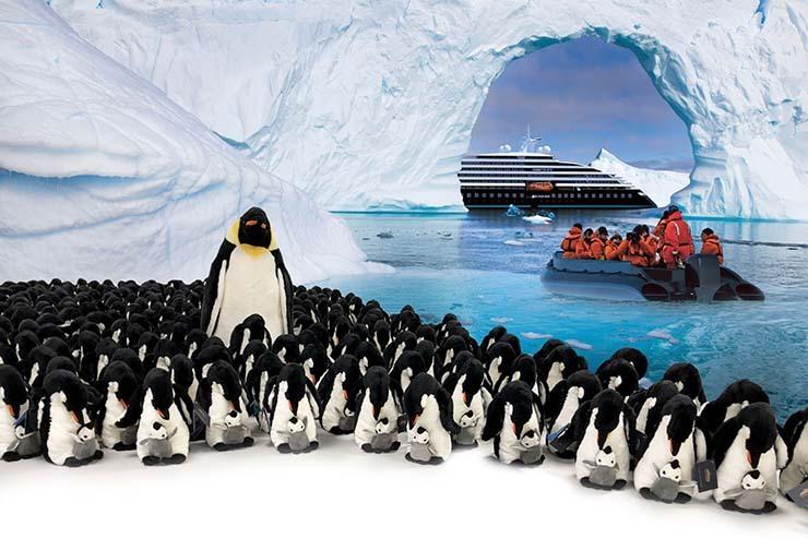 Scenic Eclipse mascots penguins.jpg