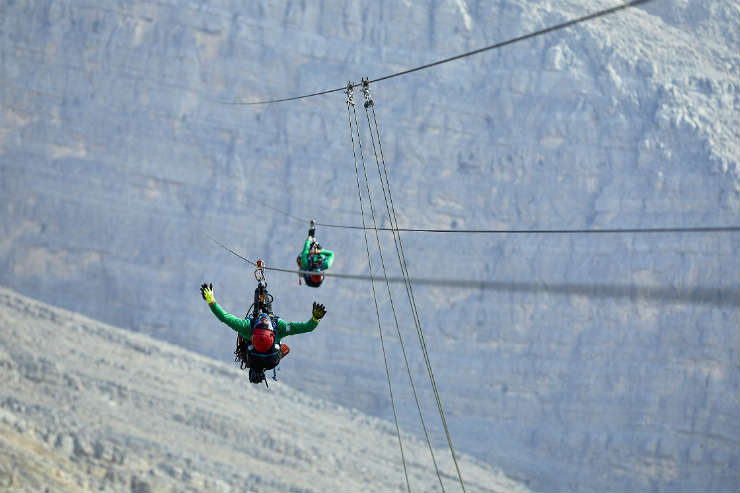 Family-friendly adventure tourism in Ras Al Khaimah