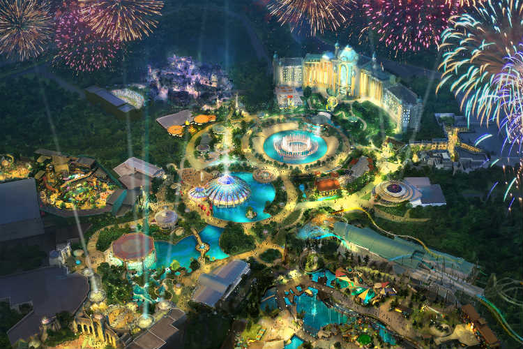 Universal Orlando Resort plans fourth theme park