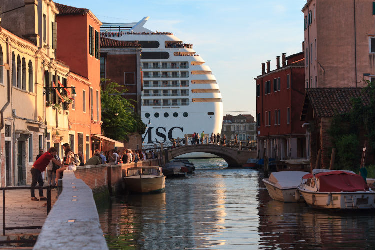 Venice to route cruise ships away from city centre