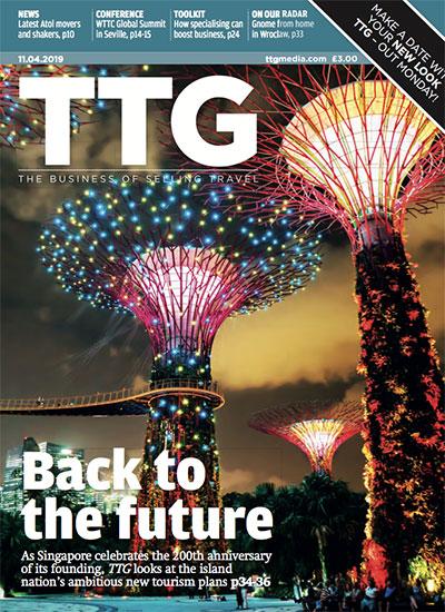 Read the TTG April 11 edition