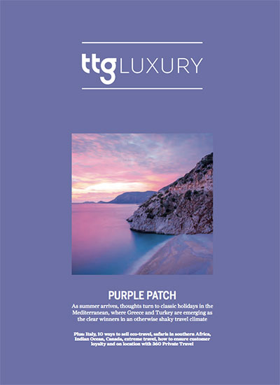 TTG Luxury Summer 2019