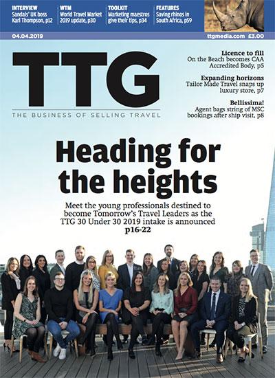 Read the TTG April 4 edition