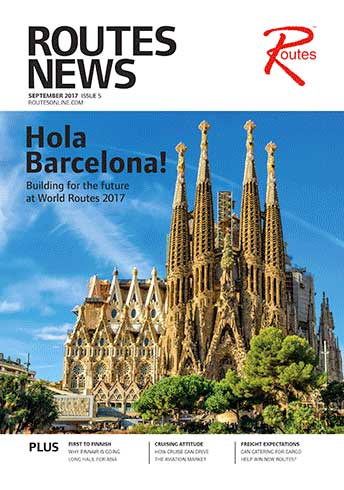 Read Routes News 5, 2017