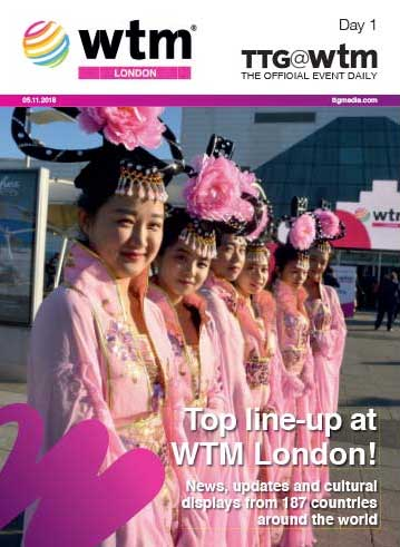 WTM 2018 Official Daily: Day one