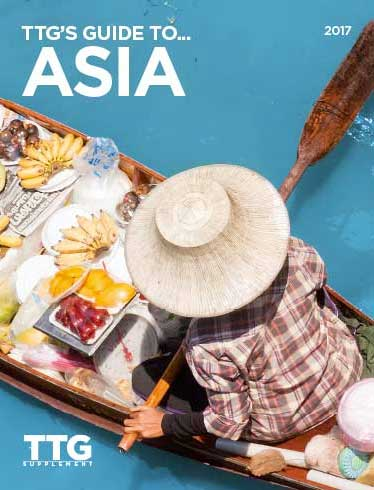 TTG's Guide to Asia 2017