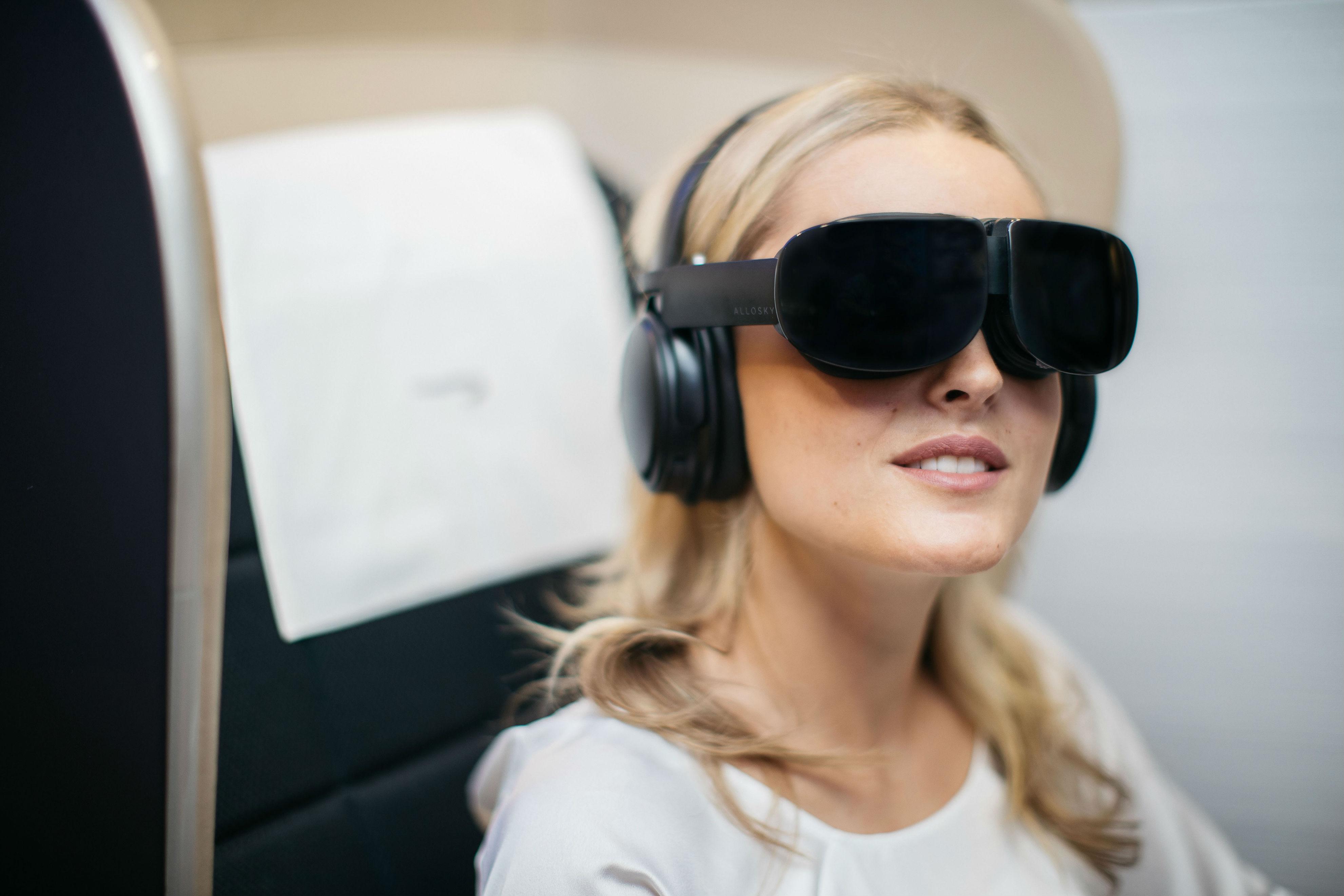 British Airways begins trialling onboard VR headsets