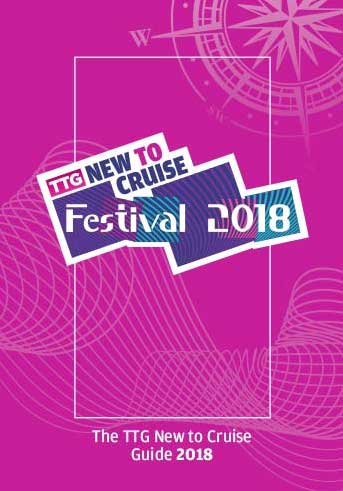 TTG's New to Cruise Festival 2018 brochure