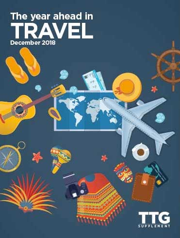 TTG's Year Ahead in Travel 2019
