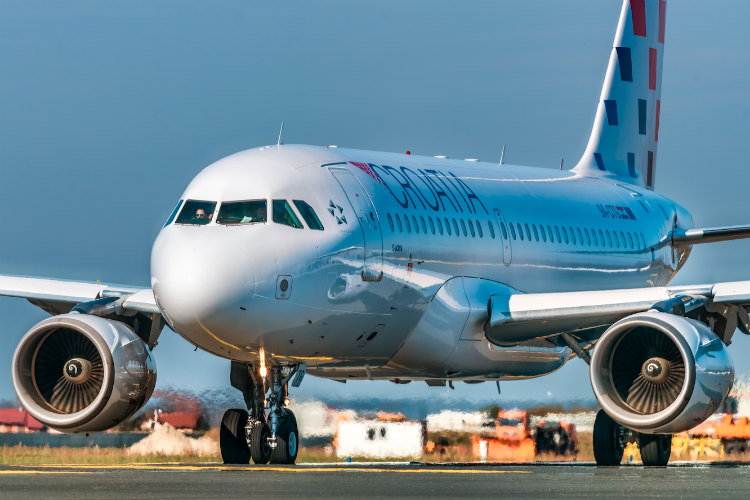 Flybe signs interline agreement with Croatia Airlines