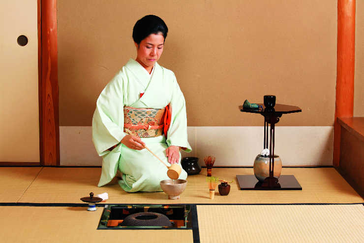 Temples and tea ceremonies in Japan's Ishikawa Prefecture