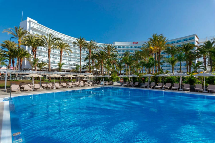 Riu's flagship Canaries hotel reopens under Riu Palace banner