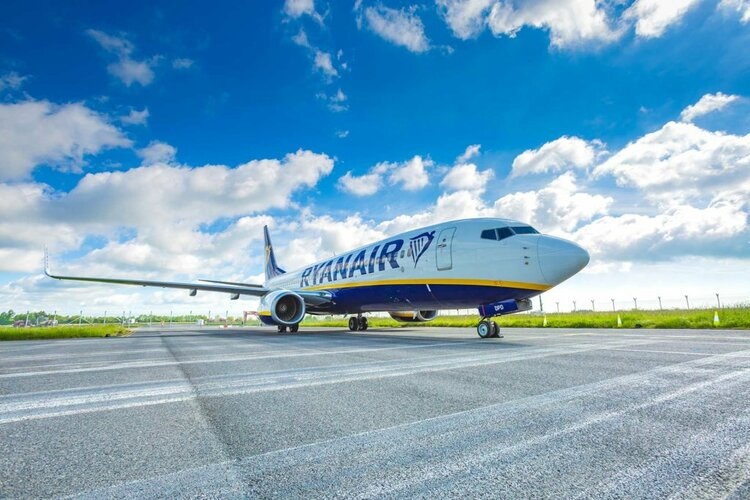 Ryanair has announced five new routes for summer 2020