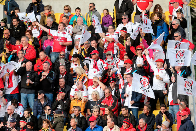 Thomas Cook Sport teams up with Ulster Rugby