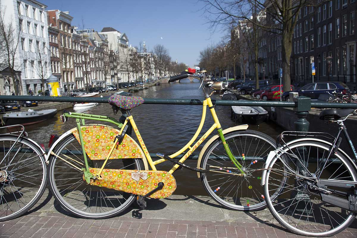 Win one of three pairs of Eurostar tickets to Amsterdam
