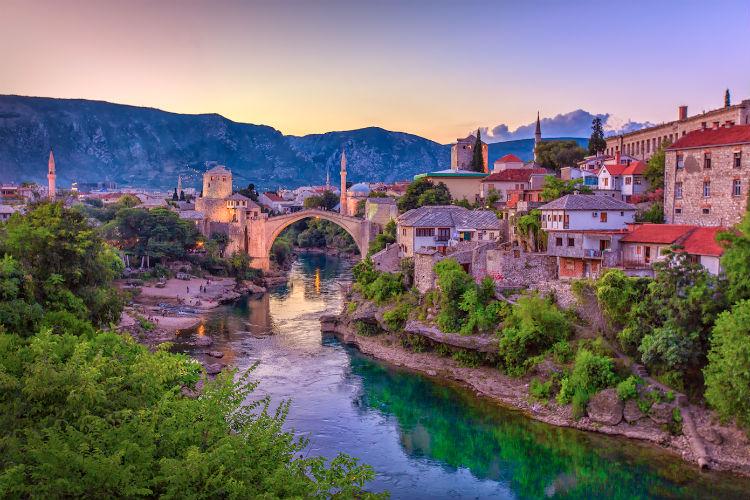 Bosnia Sarajevo Mostar iStock-585067008.jpg