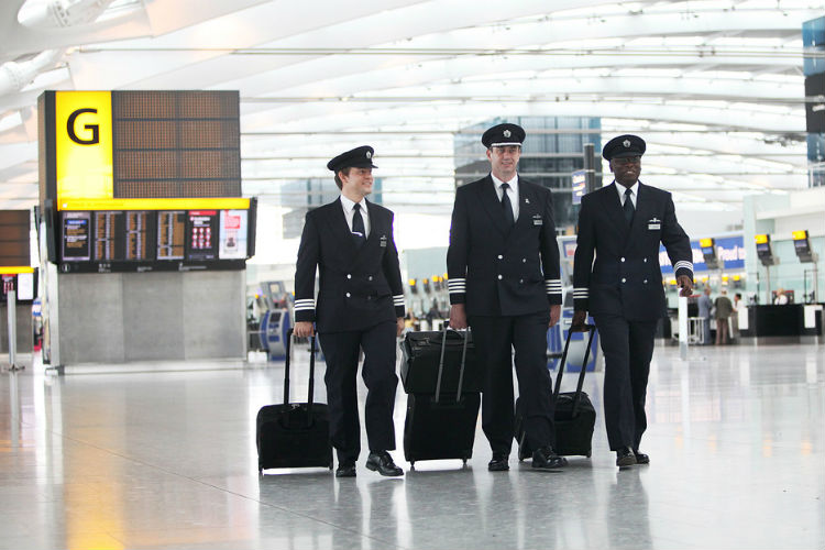 CAA seeks answers from BA over pilots strike fiasco