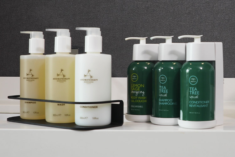 Marriott to ditch single-use toiletries by December 2020