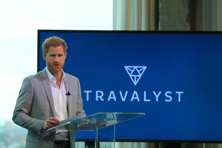 Prince Harry reveals industry-backed sustainable travel initiative