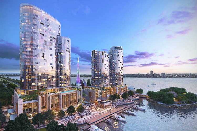 Ritz-Carlton set to make Australia debut