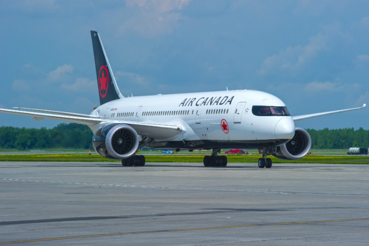 Air Canada's 787 Dreamliner will serve the new Ottawa-Heathrow route in spring 2020