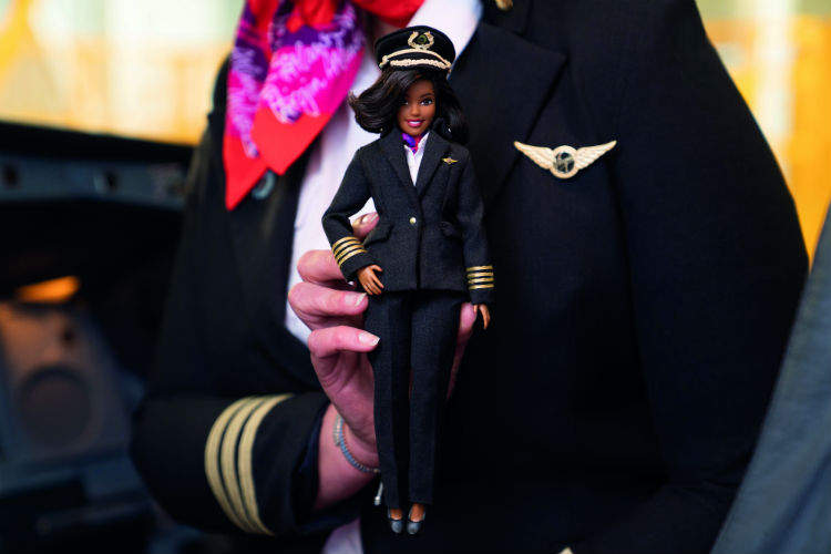Sophie Griffiths: Barbie might help girls think big, but travel needs real-life role models