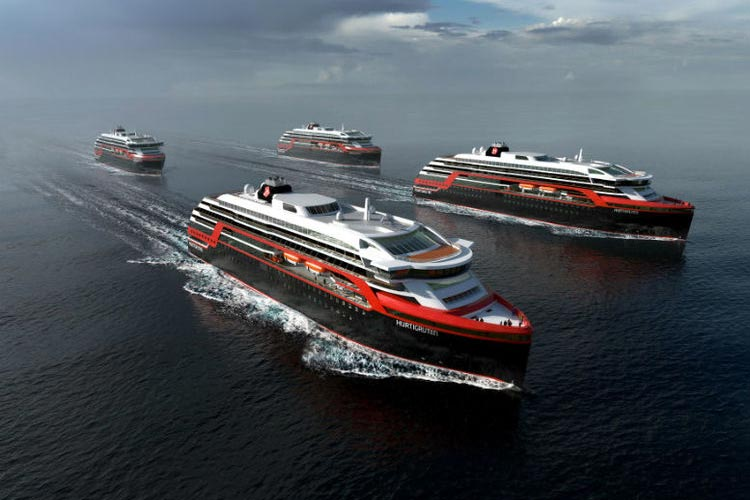 Hurtigruten says the UK remains a 'vitally important country of opportunity'