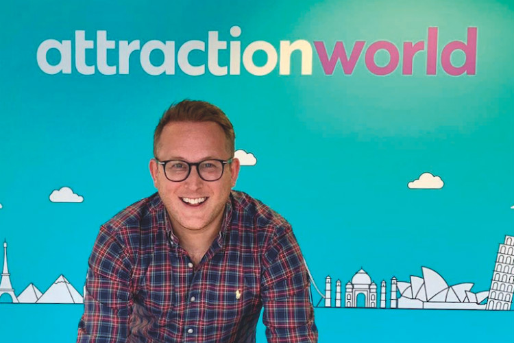 Nicholls has been appointed the attraction ticket specialist's new chief commercial officer