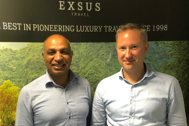 Exsus Travel brings in Middle East and India experts