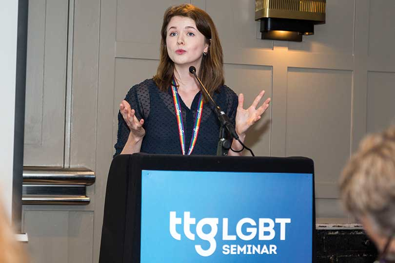 Industry needs to provide more info for LGBT+ clients